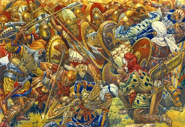 Битва при Платеях