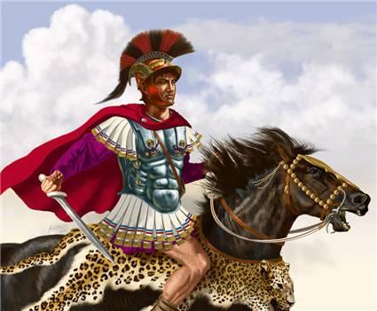 Пирр - царь Эпира