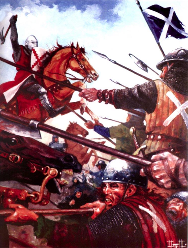 Битва при Баннокберне