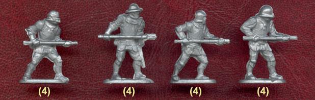 фигурки солдатиков