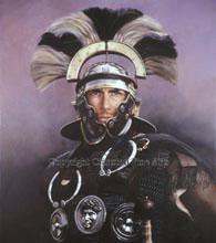 Центурион, военная история, художник Chris Collingwood