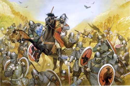 Битва при Манцикерте