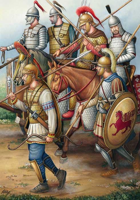 Армия Митридата Евпатора