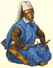 Янычар, военная история