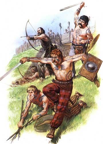 Британские кельты