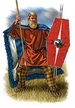 древний германец