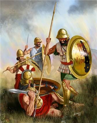 Битва при Левктрах