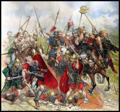 Битва при Араузионе