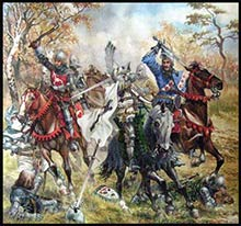 Битва при Грюнвальде