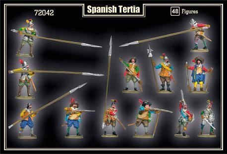 Испанская терция