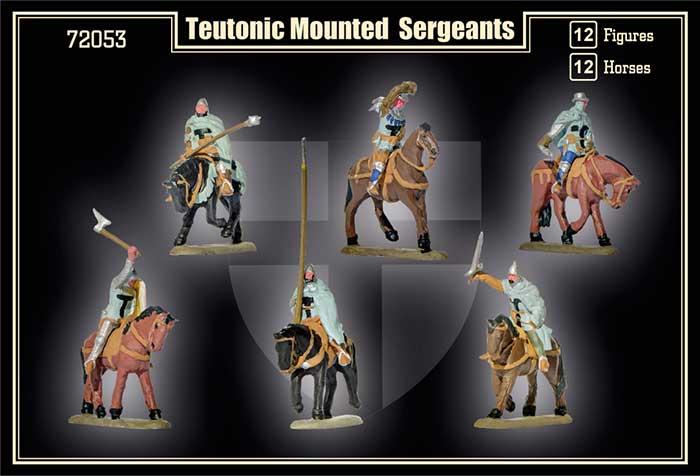 Сержанты Тевтонского ордена