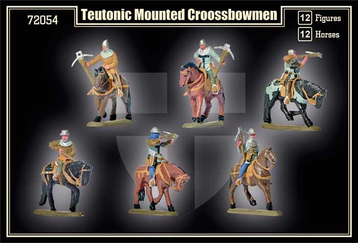 Конные арбалетчики Тевтонского ордена