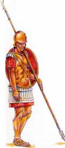 Фалангит Александра Македонского