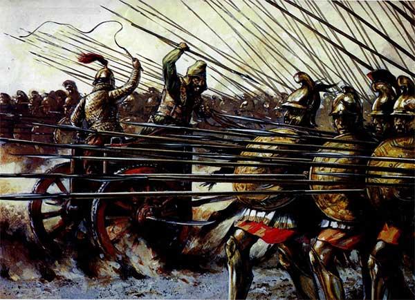Битва при Гавгамелах