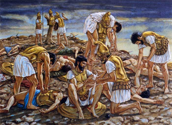 После битвы при Херонее