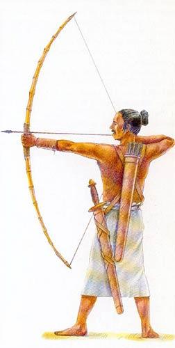 Индийский лучник