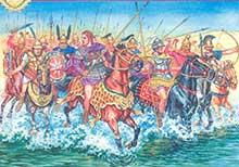Наборы солдатиков для армии Александра Македонского