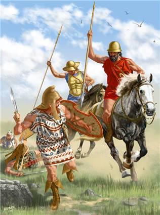 конница Александра Македонского