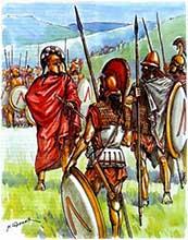 спартанцы и Агесилай