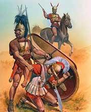 Римляне против Пирра