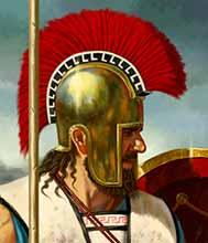 иллирийский шлем гоплита