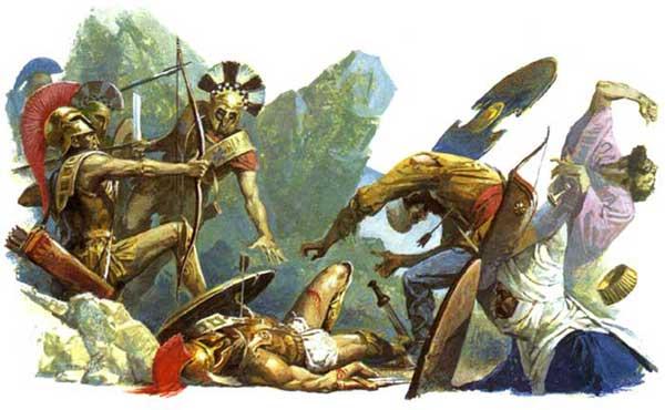 Битва при Фермопилах