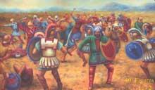 Наборы солдатиков для персидской армии