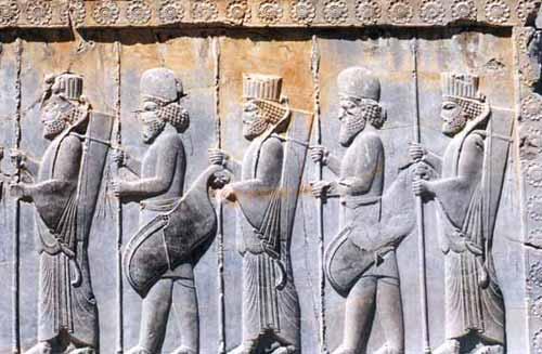 персидская армия
