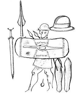 Вооружение галлов