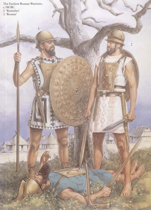 Ромул и Рем