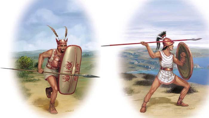 Самнитская пехота