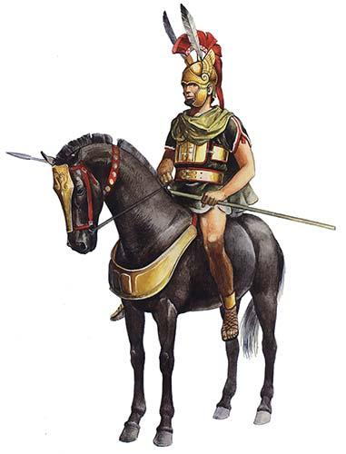 Италийский всадник