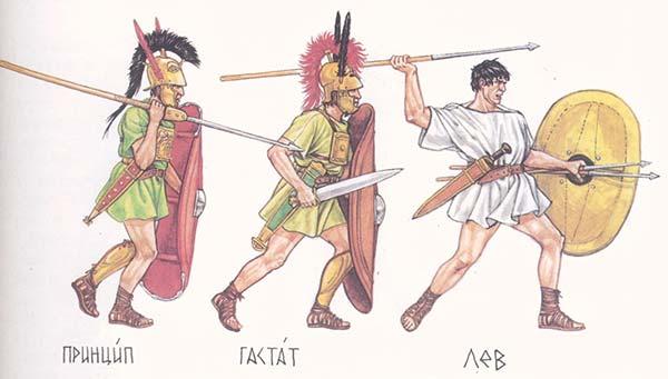 Легионеры