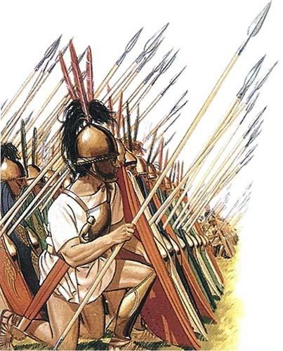 Римские триарии