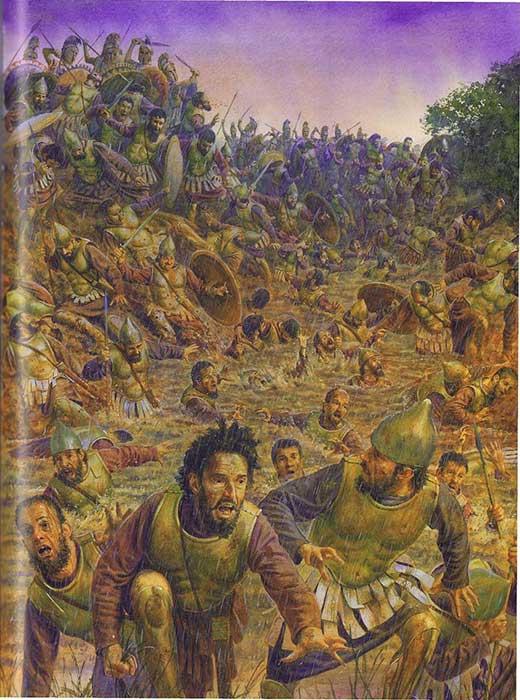 Битва при Кримисе