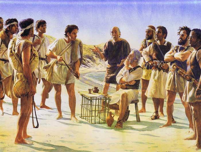 Балеарские пращники