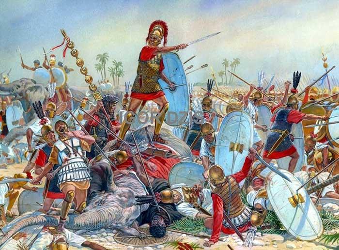 Битва при Тунете (Баграде)