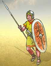 Наемник карфагенской армии