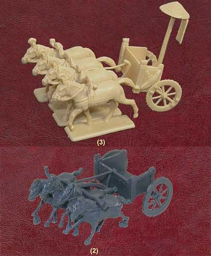 Из этого можно сделать колесницы Карфагена