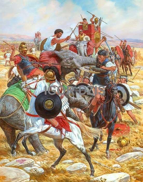 Битва при Илипе