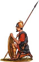 Карфагенский копейщик ливо-финикиец