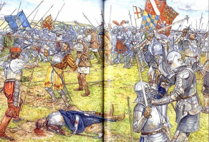 Битва при Флоддене