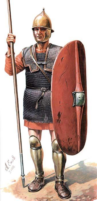 Ливофиникийский ветеран Ганнибала