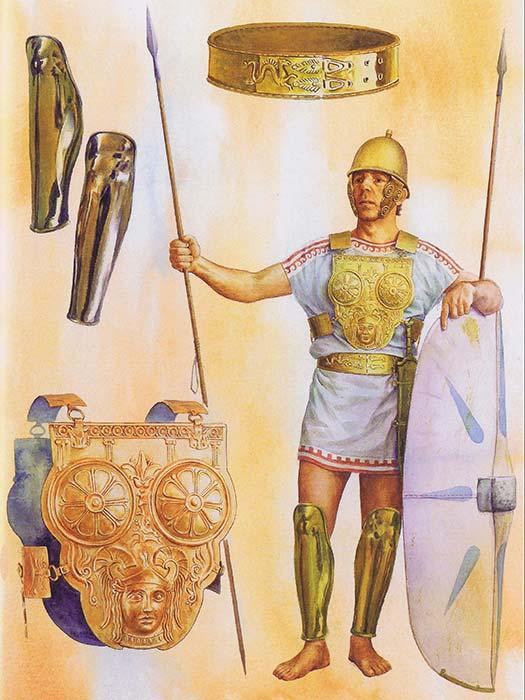 Италик времен Второй Пунической войны