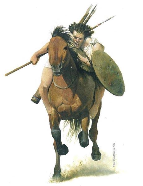 Нумидийский всадник