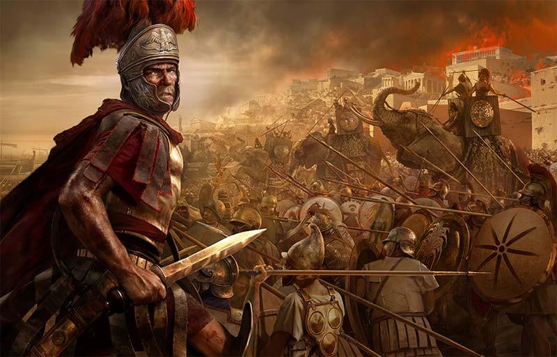 Армия Карфагена против Рима