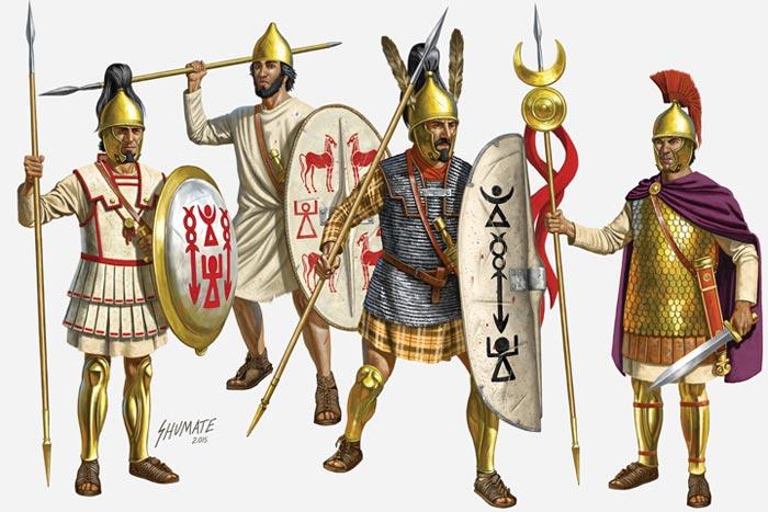 Пехота Карфагена