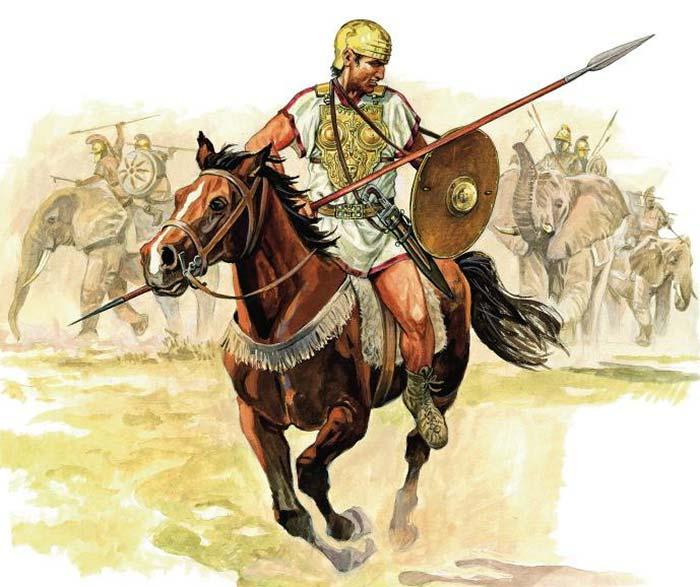 Испанский всадник