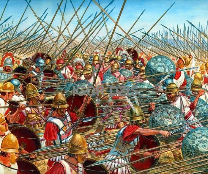 Битва при Селласии