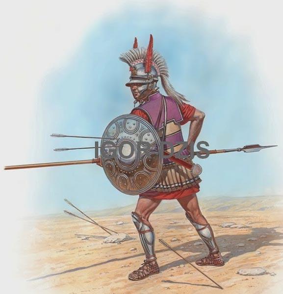 Фалангит антигонидов 3 в. до н.э.